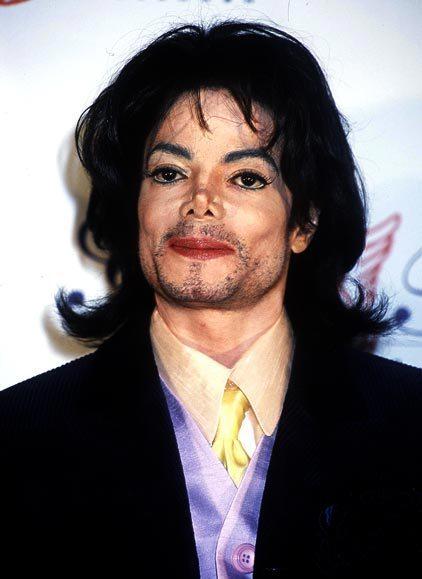 بینی مایكل جكسون را ربودند! irannaz.com