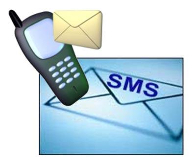 تاریخچه پیام کوتاه(sms)