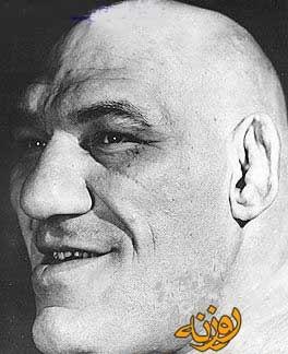 مردی که چهره شرک را از روی او ساختند!! +عکس