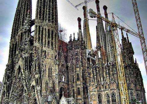 بزرگترین و حیرت انگیزترین کلیسای جهان