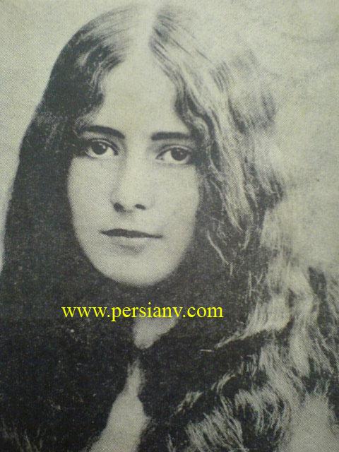 عکسی از اولین ملکه زیبایی جهان
