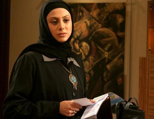 عکسهای «آزاده صمدی» بازیگر نقش پرستو در سریال «گاو صندوق»!
