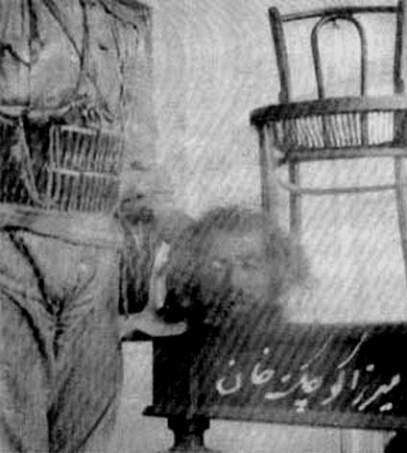 دو عکس تاریخی از سربریده میرزا کوچک خان!
