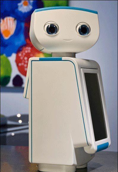 روباتی که وزن شما را کاهش میدهد!