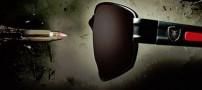 عینک آفتابی ضدگلوله هم ساخته شد!