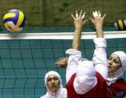 برای نخستین بار در تاریخ والیبال بانوان ایران