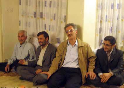 عكسهایی از مراسم ازدواج پسر دكتر احمدی نژاد