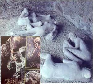 مردمان هوسرانی که به سنگ تبدیل شدند!!