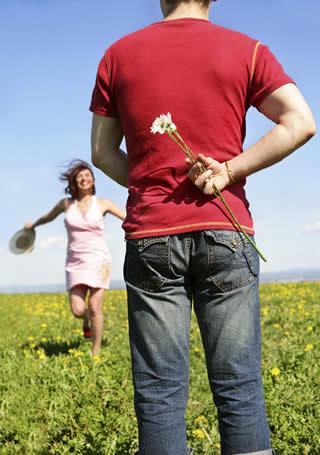 ابراز عشق وعلاقه به همسر