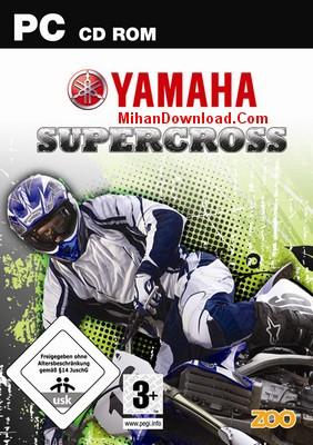 بازی كامپیوتر یاماها موتوركراس