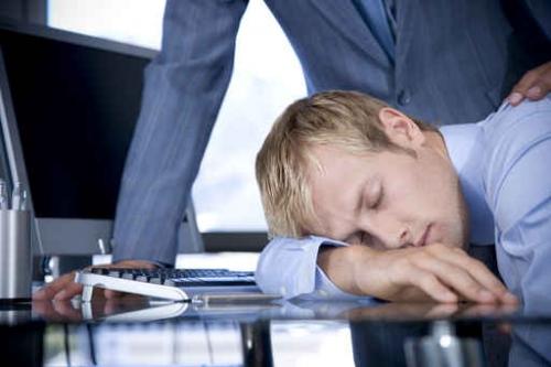 مردی که 21سال نخوابیده است!