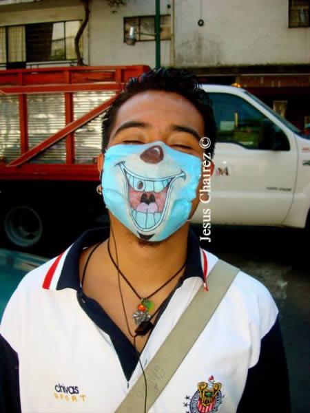 عکسهایی از فشن آنفولانزای خوکی