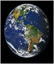 زمینی كه در حال تغیر است