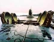 زیر دریایی تایفون (آکولا)