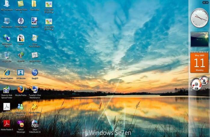 دانلود نرم افزار تبدیل ویندوز ایکس پی به ویندوز 7
