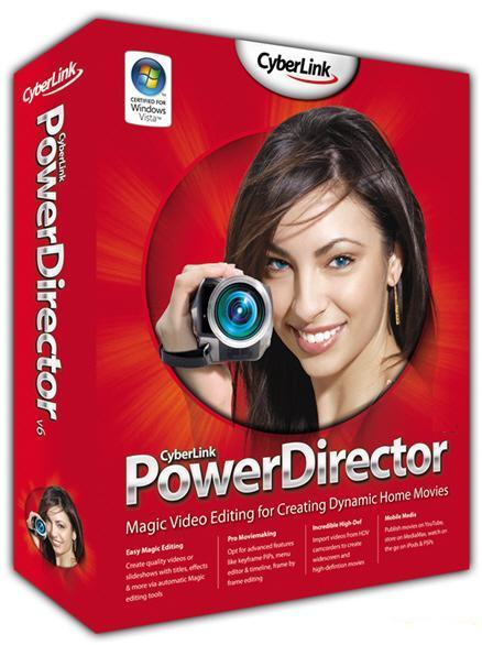دانلود نرم افزار Cyber Link Power Director