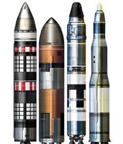 مهم ترین آلیاژ های موشک ها