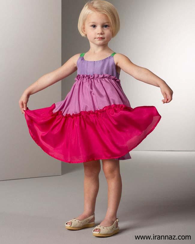 ع لباس زبوندار AvantFind! - مدل لباس دختر 3 ساله