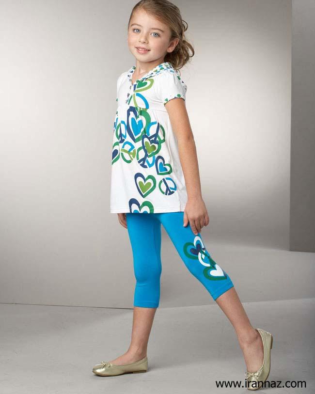 عکس: مدل لباس تابستانه برای بچه ها