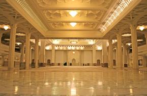 مقام والای معماری اسلامی در هنر جهان