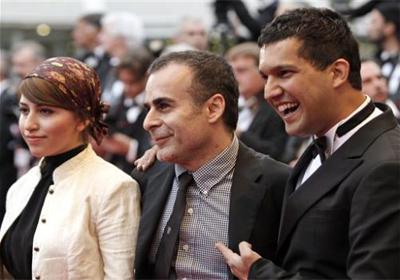 عكسهایی از حامد بهداد در جشنواره فیلم