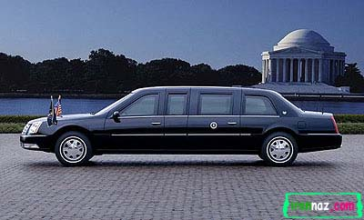 ماشین رئیس جمهور امریکا به همراه ویژگی و عکس