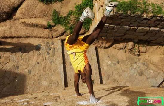 عکسهای مرد عنکبوتی هندی ، www.irannaz.com