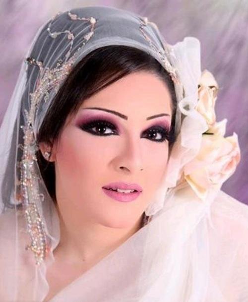 عکسهای مدل آرایش عروس خلیجی