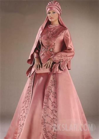 مدل های جدید لباس عروس اسلامی و با حجاب