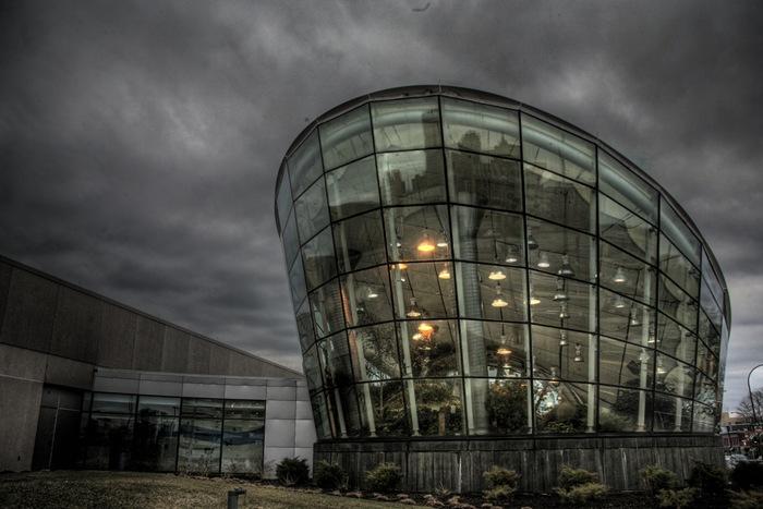 عجیب ترین ساختمانهای جهان!! (تصویری)