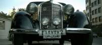 بنز كلكسیونی 170S-D مدل 1954 در تهران