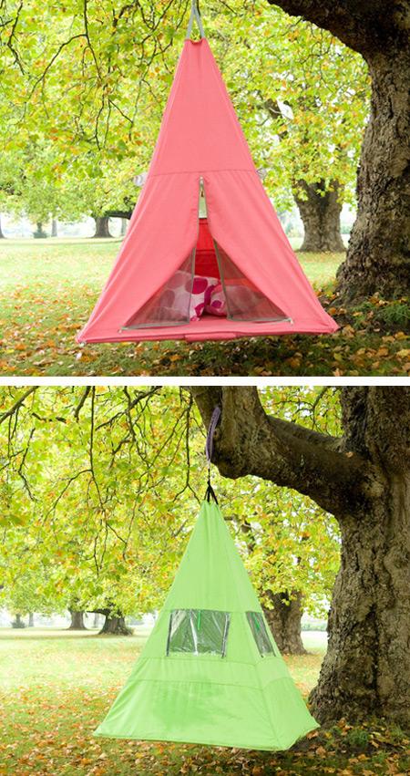 چادرهای مسافرتی متفاوت و دیدنی