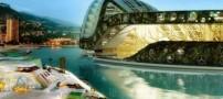 عکسهای جدیدترین پروژه دبی (شهر شناور)