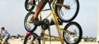 عکسهایی از دوچرخه های جالب و دیدنی