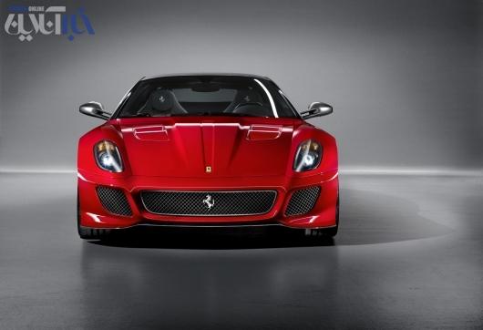 اتومبیل جدید فراری با 335 کیلومتر سرعت