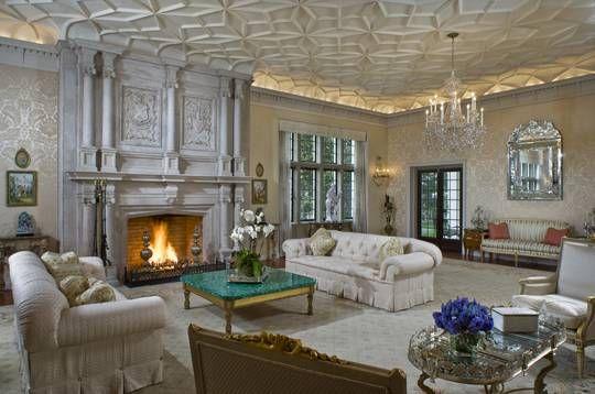 تصاویر یکی از گران قیمت ترین خانه ها