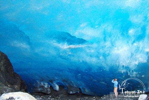 عکس هایی از غار های دیدنی و خارق العاده