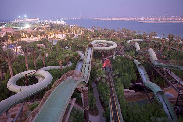 عکسهای  گرانترین هتل در خاورمیانه