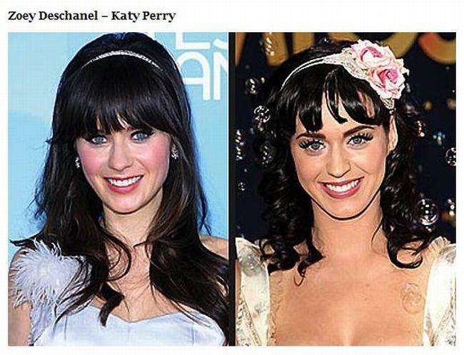 عکسهایی از شباهت عجیب بازیگران هالیوود به یکدیگر