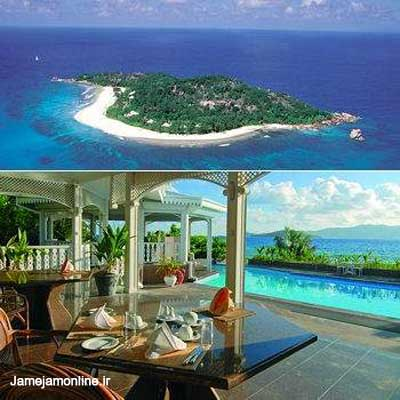 عکسهایی از جزیره های بسیار زیبای اجاره ای ، www.irannaz.com