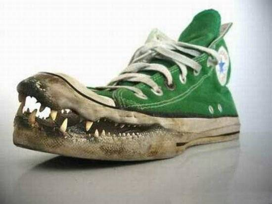 عکسهایی از عجیب ترین کفش های دنیا
