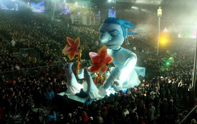 عکسهایی زیبا از کارناوال 2010 برزیل