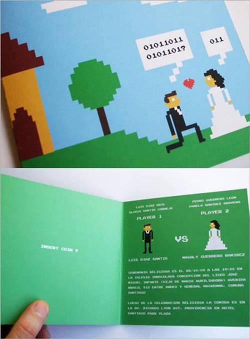 کارت دعوت های جالب برای عروسی