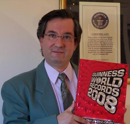 رکوردهای دیدنی از کتاب گینس
