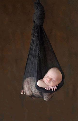 عکسهای ناز دنیای زیبای خواب کودکانه