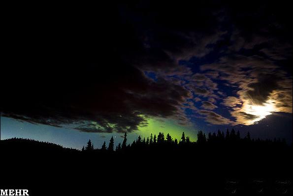 عکسهایی از هنرنمایی خورشید در آسمان زمین!!