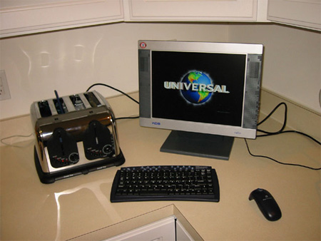عکسهایی از کیس های عجیب کامپیوتر