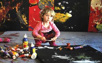 10 کودک موفق و اعجوبه دنیا(+عکس)
