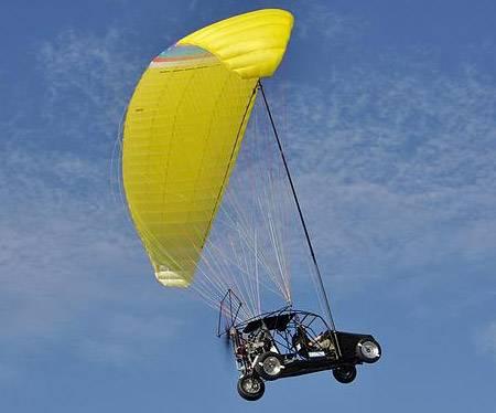عکسهای جالب از یک ماشین پرنده یک نفره
