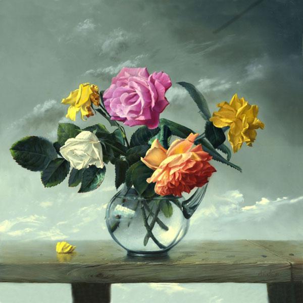 نقاشی های بسیار زیبا اثر الکسی آنتونف